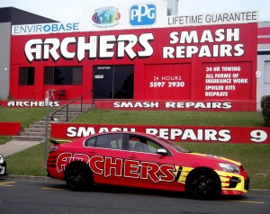 Archers Smash Repairs - 9 United Rd. Ashmore.
