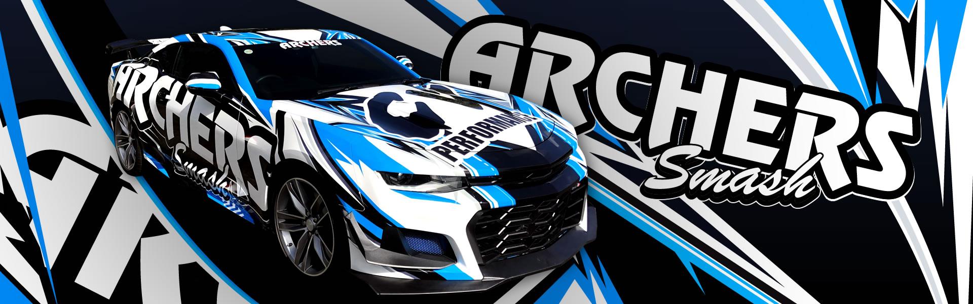 Archers New Camaro